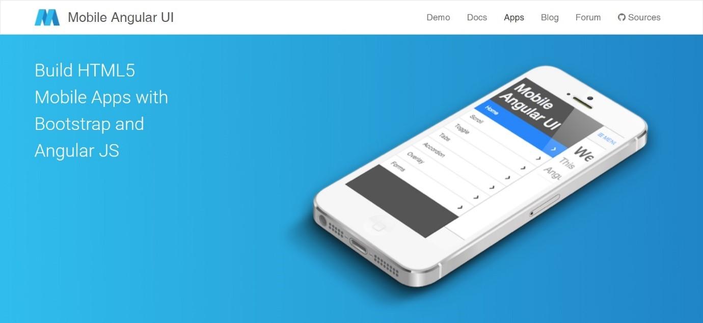 Mobile-Angular